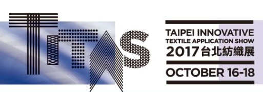 2017/10/16-18 Taipei Innovative Textile Application Show