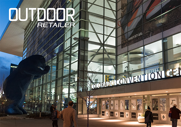 2019 Outdoor Retailer Summer - June 18-20