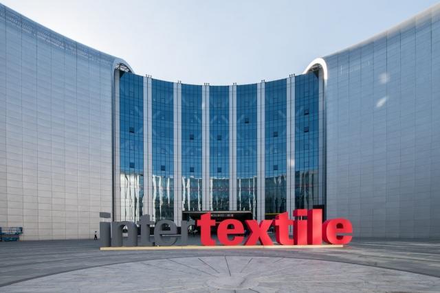 2019 Sep 25-27 Intertextile-Shanghai Apparel